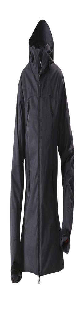 Куртка женская ELIZABETH, черный меланж фото