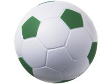 Антистресс Футбольный мяч, зеленый фото