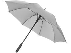 Зонт трость антиветер полуавтомат Marksman Noon, серый фото