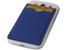 Бумажник для карт с RFID Avenue, синий фото