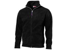 Куртка флисовая мужская Us Basic Nashville, черная фото