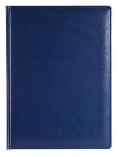 Еженедельник датированный Адъютант Nebraska, синий фото