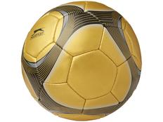 Футбольный мяч, золотой фото