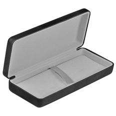 Футляр для 1-2 ручек подарочный прямоугольный B1, черный фото