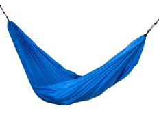 Гамак Lazy, синий фото