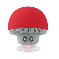 Колонка Bluetooth на присоске, красная фото