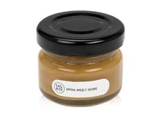Крем-мед с кофе, прозрачный фото