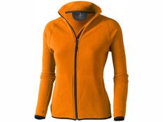 Куртка флисовая женская Elevate Brossard, оранжевая фото