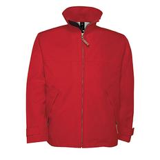Куртка мужская B&C Sparkling men, красная фото
