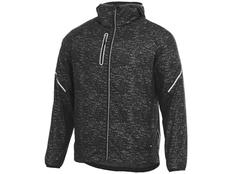 Куртка складная светоотражающая мужская Signal, черная фото