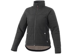 Куртка утепленная женская Slazenger Bouncer, серая фото