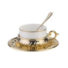 Набор для чая Богемия, на 1 персону фото