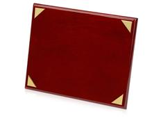 Плакетка Мейсон, золотой, коричневый фото