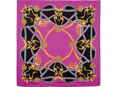 Платок шелковый Lady Hamilton, розовый фото
