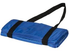 Плед Picnic с ремнем для переноски, синий фото