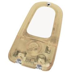 Подсветка для телефона на липучке, желтая фото