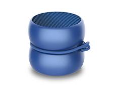 Колонка портативная Xoopar TWS YoYo Mono, синяя фото
