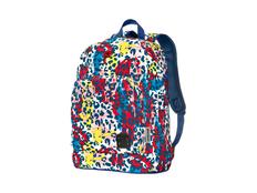 """Рюкзак с принтом с отделением для ноутбука 16"""" Wenger Crango, разноцветный фото"""