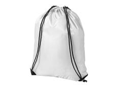 Рюкзак-мешок Oriole, компактный, белый фото