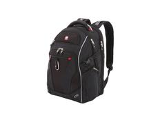 """Рюкзак с отделением для ноутбука 15"""" Swissgear ScanSmart, черный фото"""