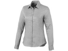 Рубашка женская Elevate Vaillant, серая фото