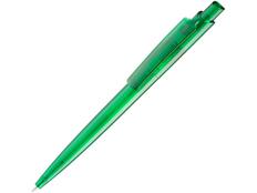 Ручка пластиковая шариковая Vini Color, зеленая фото