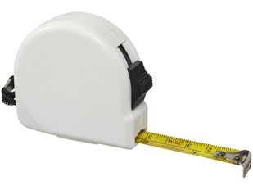 Рулетка Clark, 3м, белый фото
