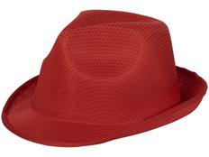 Шляпа Trilby, красная фото