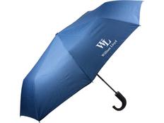 Зонт складной полуавтомат William Lloyd, синий фото