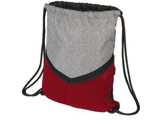 Спортивный рюкзак-мешок, красный фото