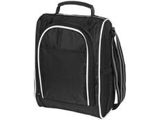 Спортивная сумка-холодильник для ланчей, черная фото
