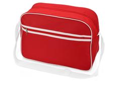 Сумка на плечо Sacramento, регулируемый ремешкок на плечо, красный фото