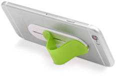 Подставка для смартфона сжимаемая, салатовый фото