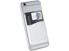 Футляр для кредитных карт, белый фото