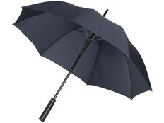 Зонт трость полуавтомат Luxe Riverside, темно-синий фото