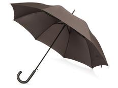 Зонт трость антишторм полуавтомат Wind, коричневый фото