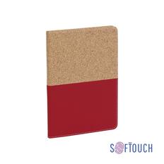 Блокнот Wownote Фьюджи А5, красный/ коричневый фото
