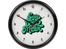 Часы настенные разборные Idea, черный фото