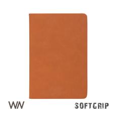 Ежедневник недатированный Wownote Флоренция А5, темно-оранжевый фото