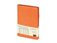 Еженедельник недатированный Bruno Visconti Concept А5, оранжевый фото