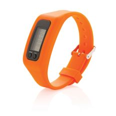 Фитнес браслет XD Collection Keep Fit, оранжевый фото