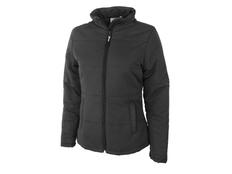 Куртка женская Us Basic Belmont, черная/ серая фото