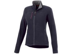 Куртка из микрофлиса женская Slazenger Pitch, синяя фото