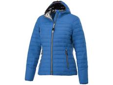 Куртка утепленная женская Elevate Silverton, голубая фото