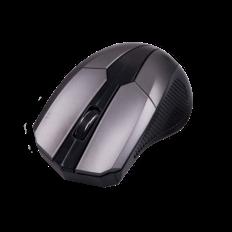 Мышь беспроводная Ritmix RMW 560, серая фото