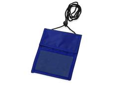 Нагрудное портмоне Аквавива, синий фото