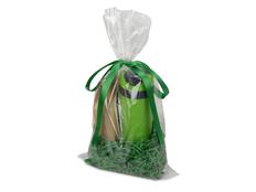 Набор подарочный Levita: чай и термокружка, зеленый фото