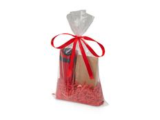 Набор подарочный Mattina Plus: термокружка и кофе, красный фото