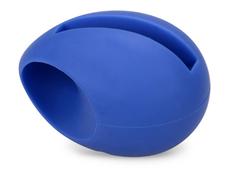 Подставка для телефона Яйцо, синяя фото