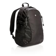Рюкзак для путешествий Swiss Peak, полиэстер, черный фото